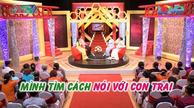 Mẹ chồng nàng dâu,MC Quyền Linh,Game show