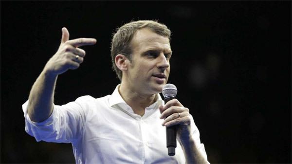 Emmanuel Macron, tân Tổng thống Pháp, bầu cử Pháp 2017