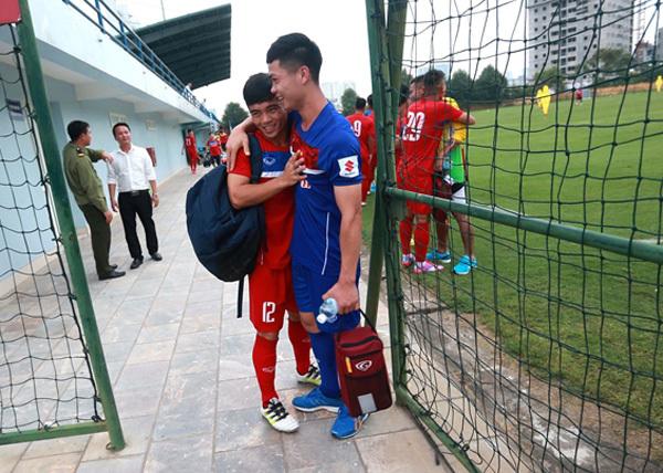 Công Phượng, Tuấn Anh truyền cảm hứng cho U20 Việt Nam đấu Argentina