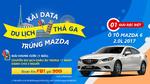 Dân mạng 'phát sốt' với giải thưởng Mazda6 của MobiFone