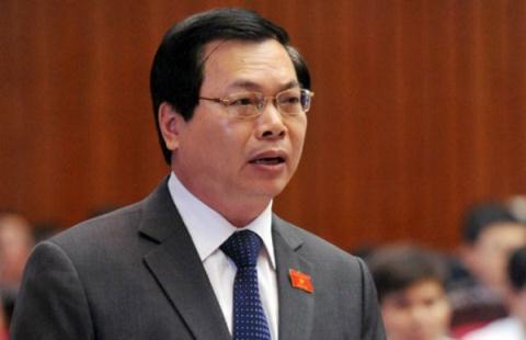 Ông Vũ Huy Hoàng vào khu cách ly sân bay: Bộ Công Thương xử lý cán bộ