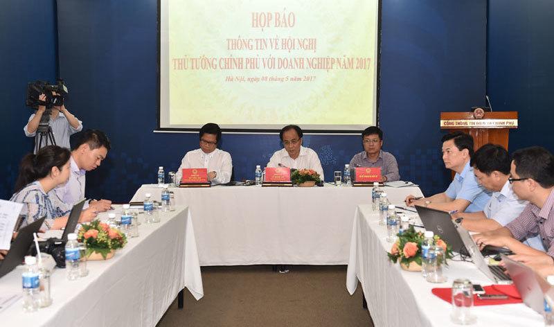 2.000 đại biểu dự 'hội nghị Diên Hồng' Thủ tướng với doanh nghiệp