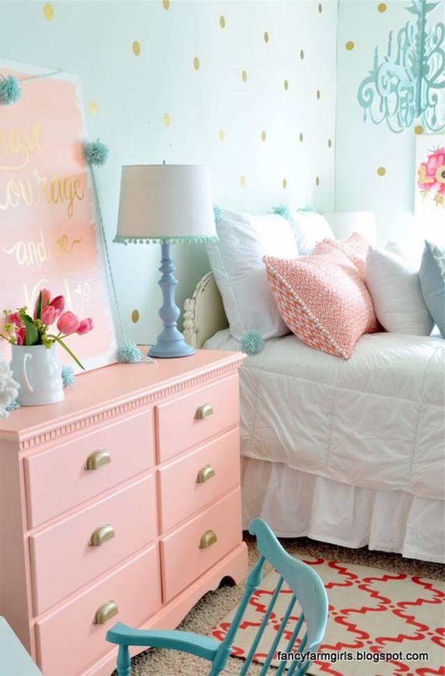 phòng ngủ, mùa hè, trang trí nhà