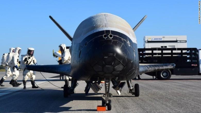 Máy bay không người lái, X-37B, NASA