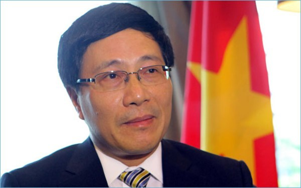 APEC 2017, Phạm Bình Minh, Phó Thủ tướng Phạm Bình Minh