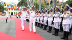 Thượng tướng Hải quân và Biên đội tàu chiến TQ thăm Việt Nam