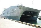 Tàu vận tải siêu tốc của Hải quân Mỹ đến Đà Nẵng