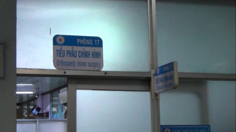 Thông tin bất ngờ vụ nam điều dưỡng xâm hại nữ bệnh nhân
