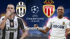 Juventus vs Monaco: Chung kết vẫy gọi