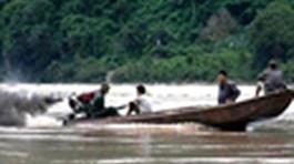 Huyền thoại về 'thủy quái' sông Đà