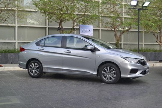 So sánh Honda City và Toyota Vios