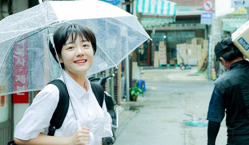 Cô gái Hàn Quốc có nụ cười xinh khiến bao chàng trai say đắm