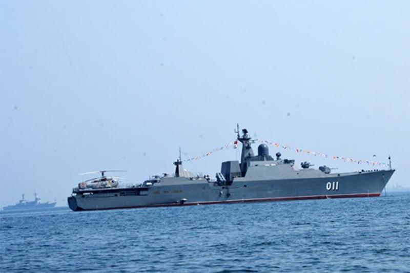 tên lửa, tàu hộ vệ tên lửa, hải quân Việt Nam