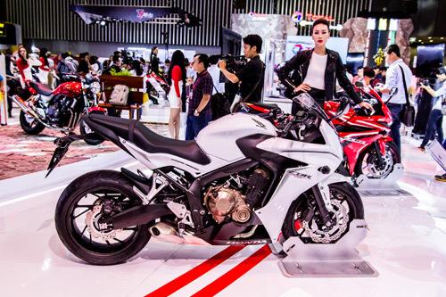 Honda VN sẽ ra mắt loạt phân khối lớn trong năm nay