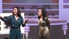 Thực hư chuyện Hồng Đào liên tục 'cướp show' của Việt Hương