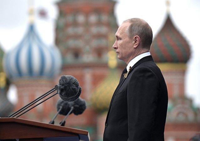 Nga, Putin, duyệt binh, ngày Chiến thắng
