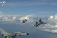Chiến cơ Trung Quốc tập trận bắn đạn thật ở Biển Đông