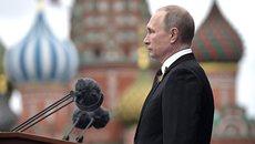 Vì sao Putin hô 'ura' trong lễ duyệt binh?
