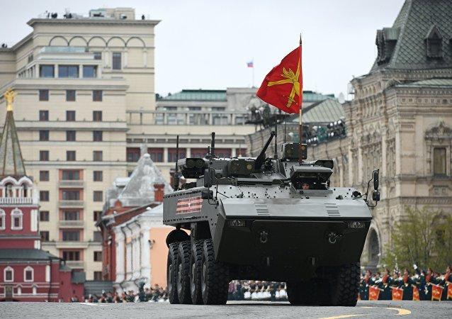 Điểm mặt những vũ khí tối tân trong lễ duyệt binh Nga