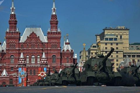 Nga khoe vũ khí tối tân trong lễ duyệt binh mừng ngày Chiến thắng