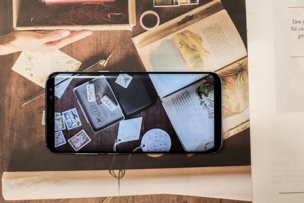 """Trải nghiệm """"đập hộp"""" bộ đôi Galaxy S8/S8+"""
