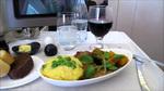 Bật mí những điều 'không tưởng' về đồ ăn trên máy bay