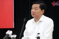 Ông Đinh La Thăng xin lỗi Đảng, nhân dân