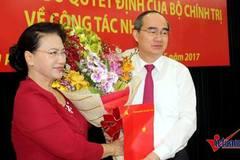 Ông Nguyễn Thiện Nhân làm Bí thư TP.HCM: Bộ Chính trị biểu quyết 100%