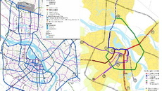 Đường sắt đô thị Hà Nội: Quy hoạch mạnh hay yếu?