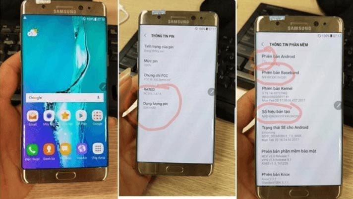 Galaxy Note 7, Samsung, Galaxy Note 8, lỗi pin, cháy nổ