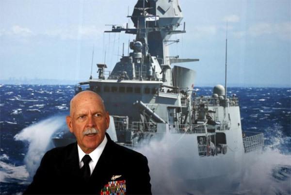 Đô đốc Mỹ lý giải tạm dừng tuần tra Biển Đông