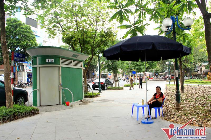 nhà vệ sinh, nhà vệ sinh kiểu mẫu, Hà Nội