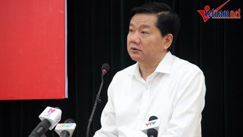 Ong Dinh La Thang phat bieu
