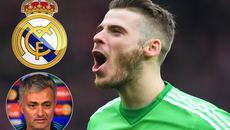 Mourinho quyết giữ De Gea, Barca phá đám MU