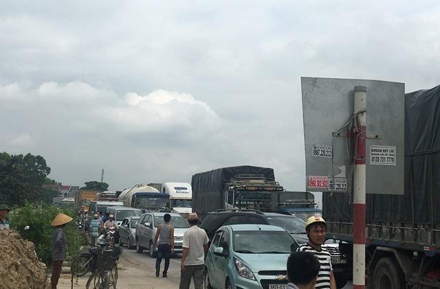 cháy, cháy xe tang, Thanh Hóa