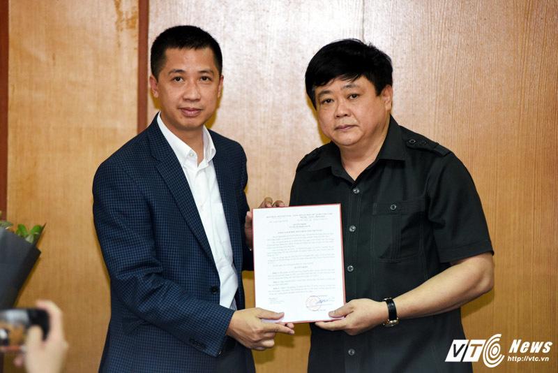 Ông Nguyễn Kim Trung làm GĐ Đài Truyền hình Kỹ thuật số VTC