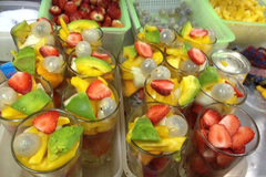 Những món ngon giải nhiệt cho mùa hè Hà Nội