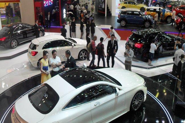điều kiện kinh doanh ô tô, nhập khẩu ô tô, ủy quyền chính hãng, Thông tư 20