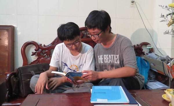 học tiếng Anh,học tại nhà,homeschooling