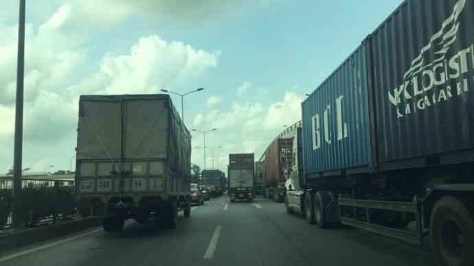 Tai nạn giao thông, Hải Dương