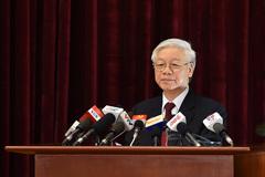 Tổng bí thư: Kỷ luật đồng chí Đinh La Thăng là bài học sâu sắc