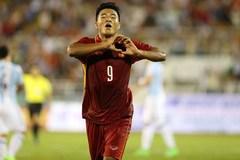 """Xem Hà Đức Chinh """"xé lưới"""" U20 Argentina"""