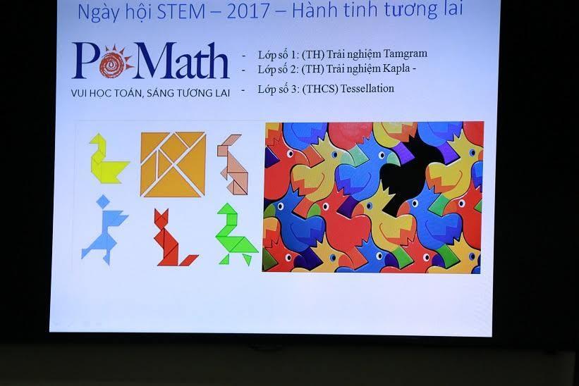 STEM, học sinh, khoa học kỹ thuật