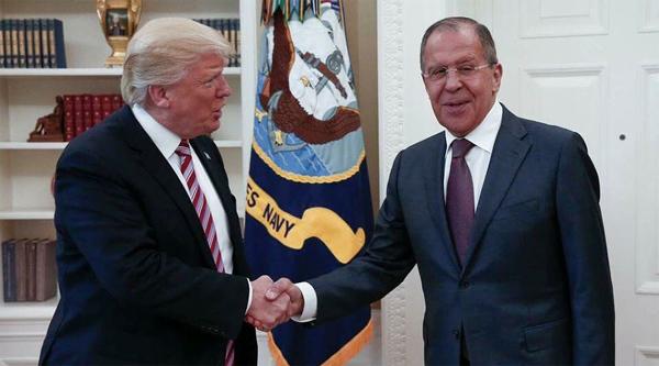 Ngoại trưởng Nga tiết lộ ý muốn của ông Trump