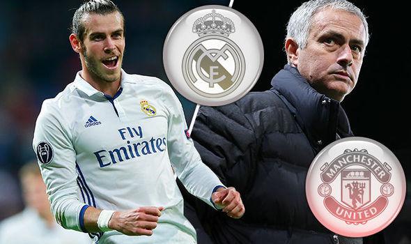 Mourinho gặp Bale bàn hợp đồng, De Gea 'bỏ' Real