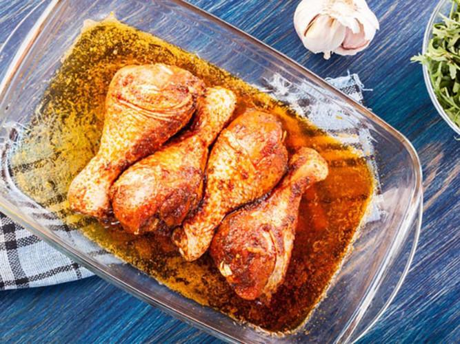 da gà, ăn da gà, thực phẩm, bệnh tim mạch