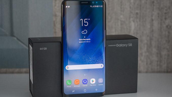 Galaxy S8 sẽ được cài mặc định phần mềm bảo mật McAfee