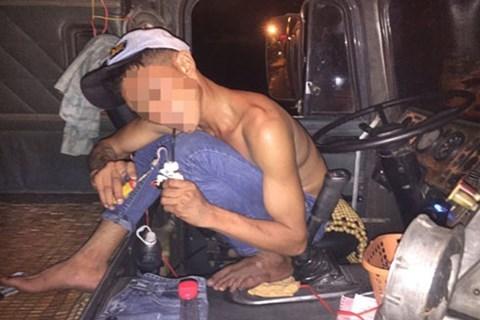 Lái xe đường dài nghiện ma túy - 'Tử thần' cầm vô lăng