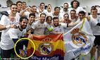 Vào chung kết Champions League, Ronaldo lại chơi trò ăn gian