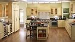 Lát sàn gỗ nhà bếp làm sao để tránh cong vênh?
